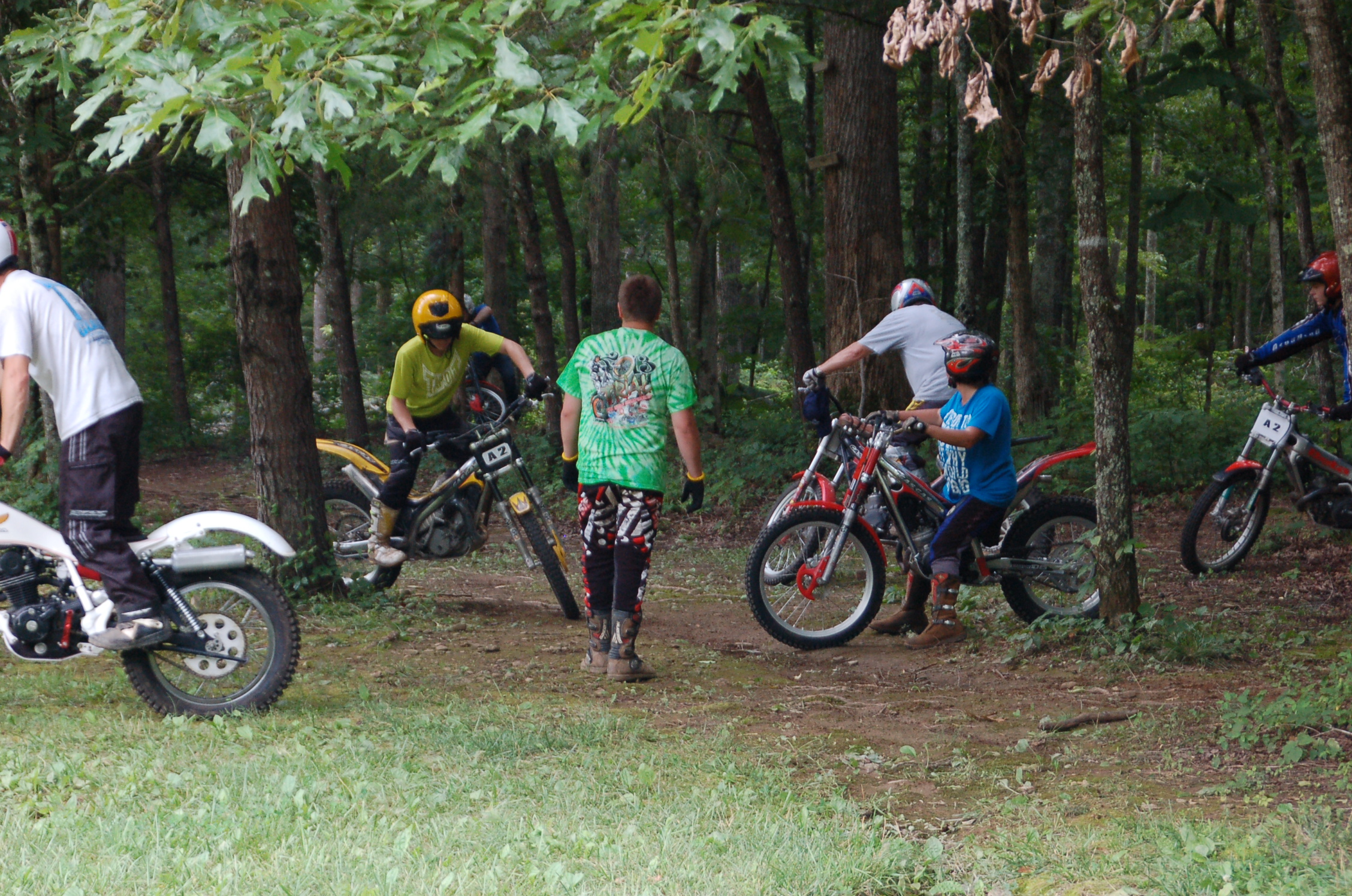 young talent bikes
