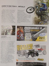 Page 31, June 2011 issue of AMA's American Motorcyclist magazine