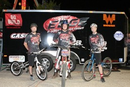 On The Edge 2-Wheel Action Show - team