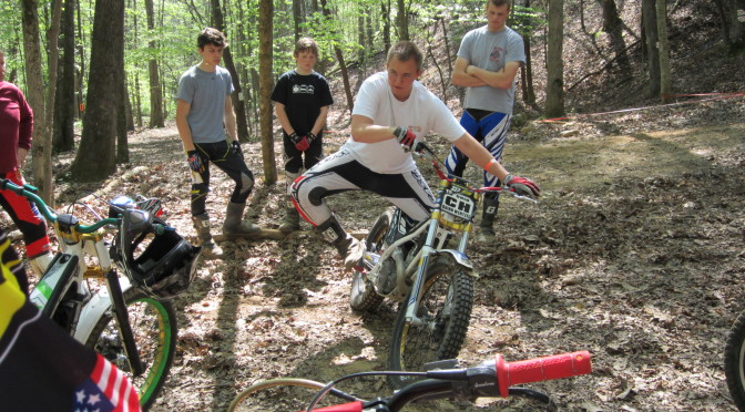Trials Training Days coming up March 29-30