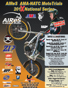 2014 AMA-NATC MotoTrials National Series
