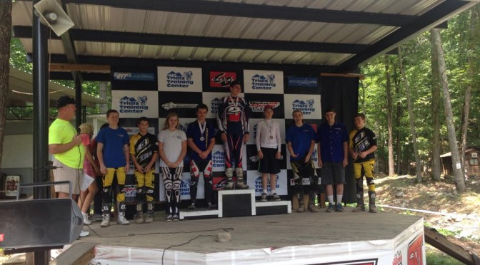 East Coast Youth National's & Women's Open Overall Results!