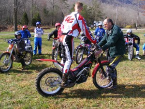 Trials Training Days