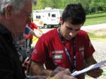Bill Mathewson, Toni Bou - TTC 2008