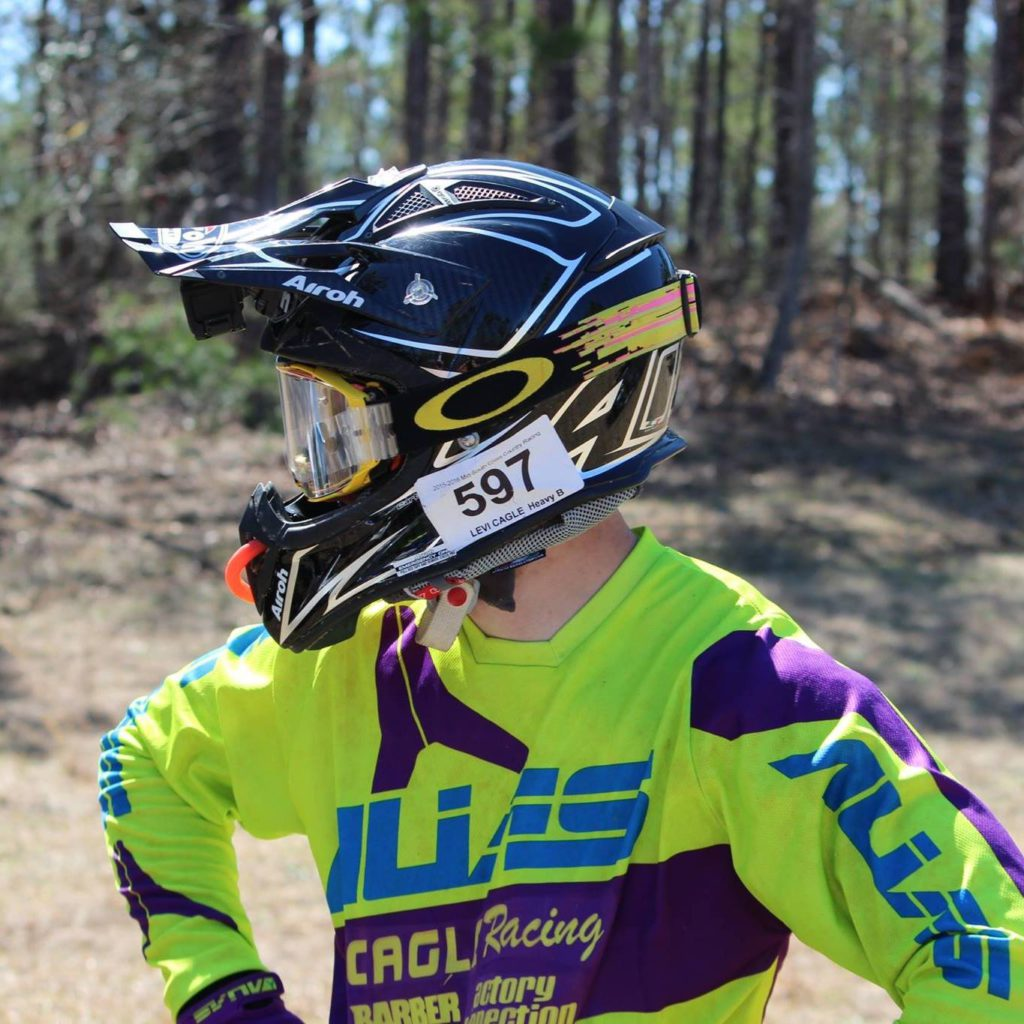 Levi Cagle, TTC riding instructor
