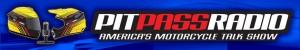 Pit Pass Radio banner