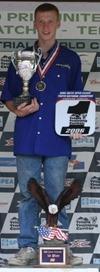 Josiah Mizell 2006 Youth Nationals Champ