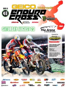Enduro Cross in ATL Aug 23 24