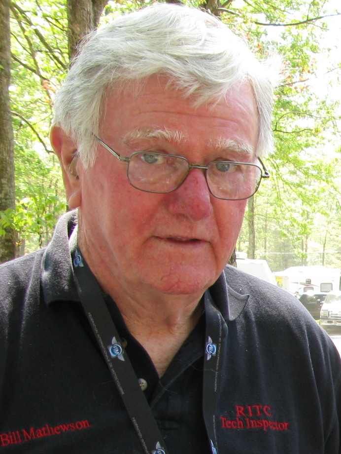 Bill Mathewson, TTC 2008