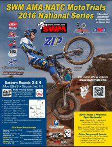 2016 NATC poster