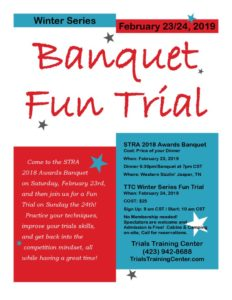 thumbnail of 2019 STRA Banquet Fun Trial
