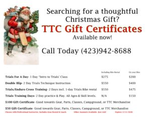 thumbnail of 2019 TTC Christmas Classes
