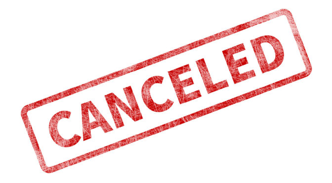 Canceled for 2020: Family Camp, Youth Nationals, Women's Open, TDN Gate Trial, Teen Camp